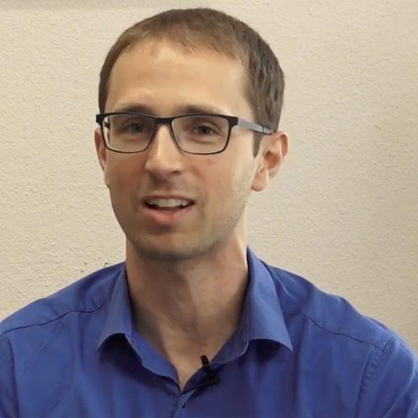 USD Professor Gordon Hoople, PhD