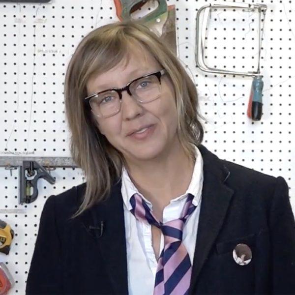 USD professor Allison Weise, PHD