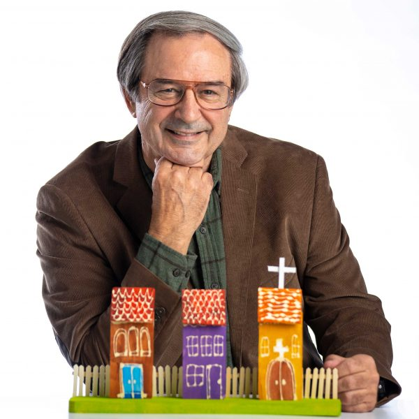 USD Literature Professor Dennis Clausen