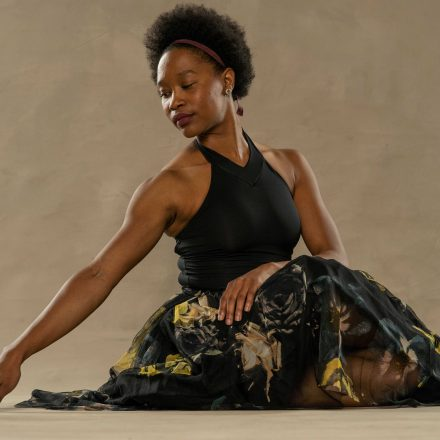 Dancer and choreographer Natasha Ridley is an alumna of USD.