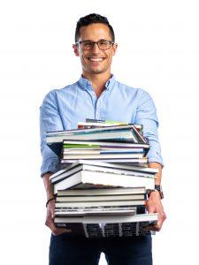 Assistant Professor of Sociology Greg Prieto.
