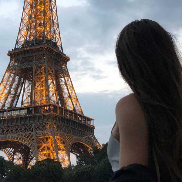 USD student in Paris
