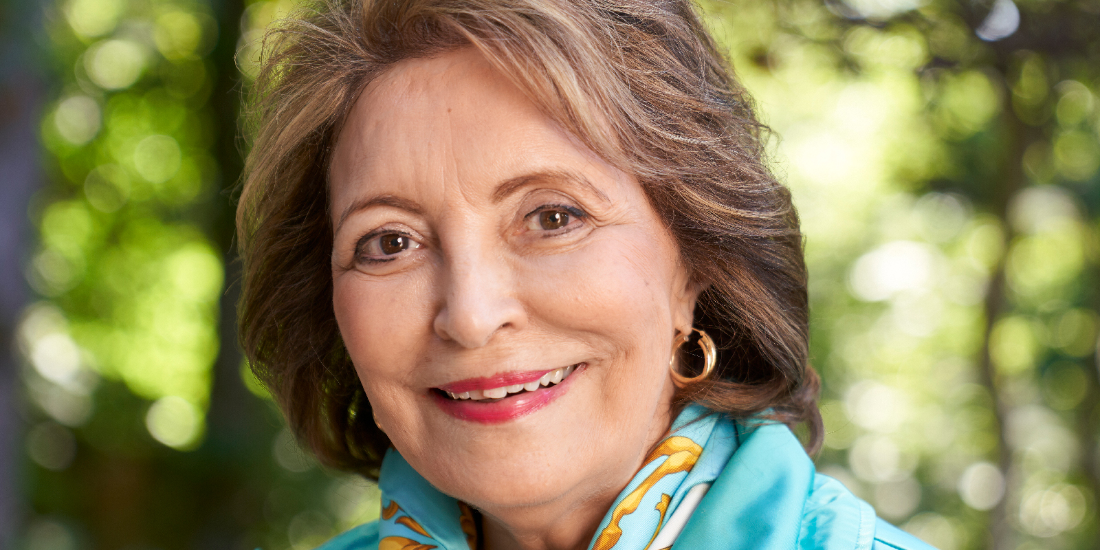 Portrait of Maria Teresa (Carrasco) Pietrok '86 (BA)