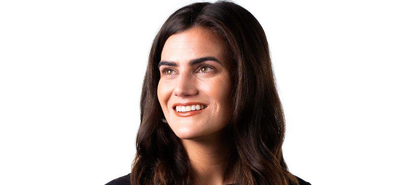 Recent USD School of Law graduate Kayla Watson '19