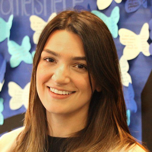 USD's community engagement award winner Maria Silva