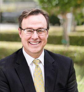 USD School of Business Dean Tim Keane