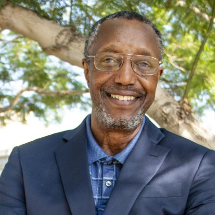 Richard Miller, USD's new vice provost for diversity, equity and inclusion
