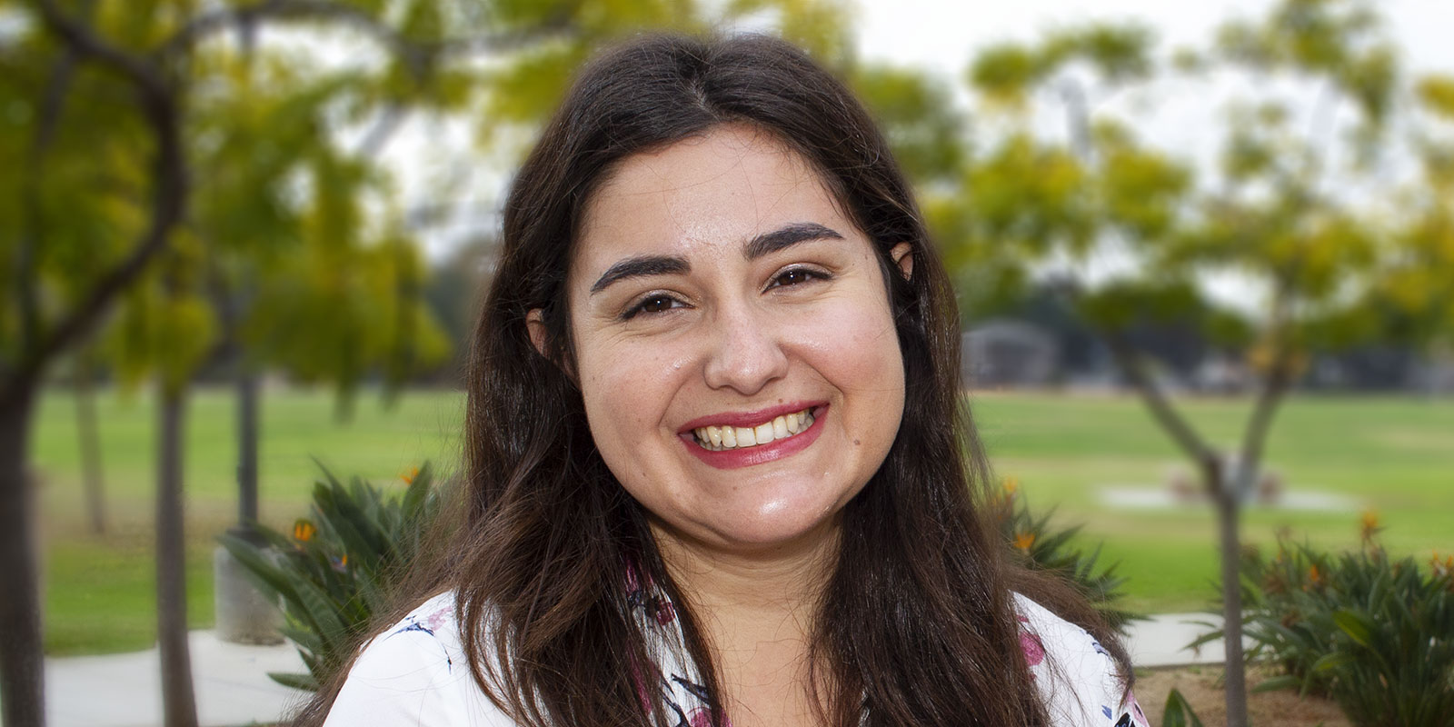 University of San Diego alumna Hannah Otte '19 (BA)