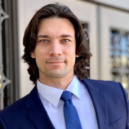 USD law student Marcus Friedman