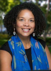 USD associate professor of communication studies Jillian Tullis.
