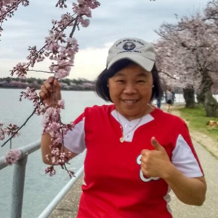 USD alumna Hoang Taing '90 (BA)