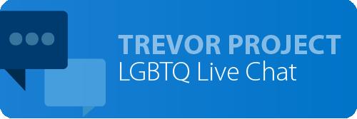 Trevor Project, LGBTQ Live Chat