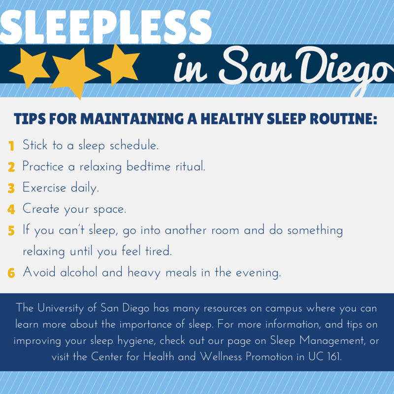 Sleep Management tips