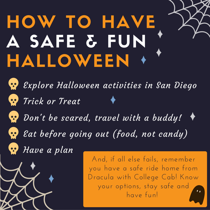 Safe Halloween options at USD