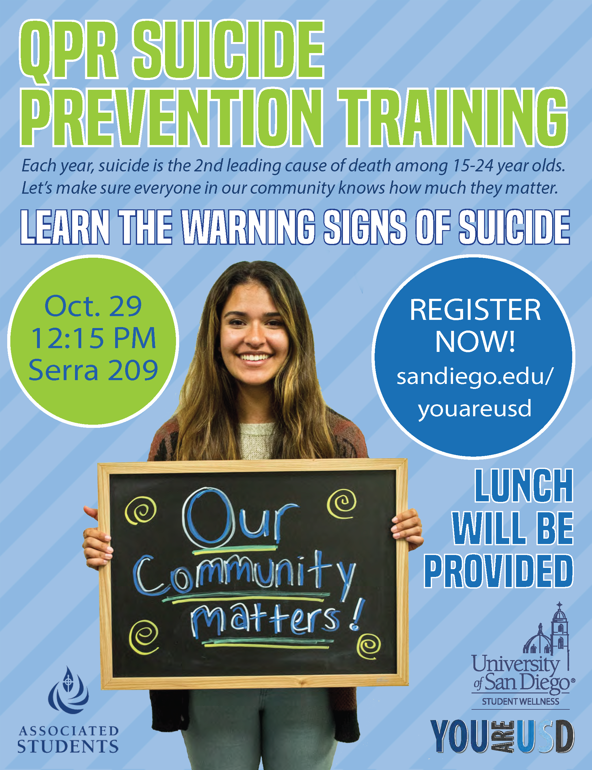 Question Persuade Refer Suicide Prevention Training