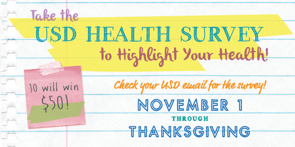 Take the Survey and Highlight your Health!