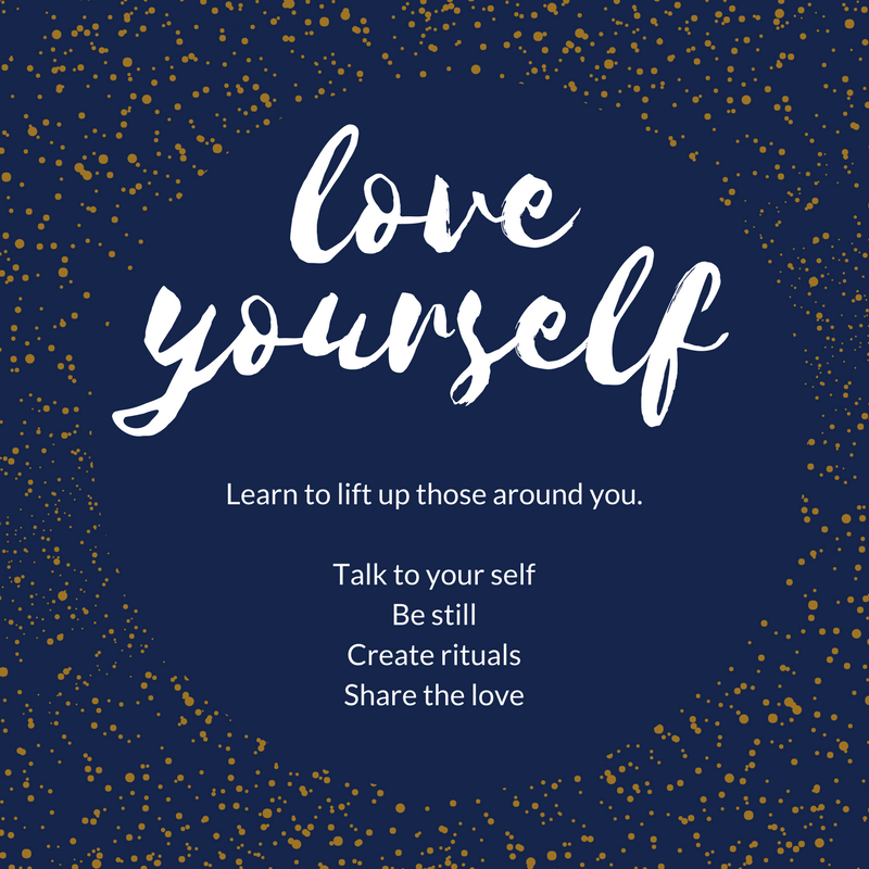 Learning love yourself