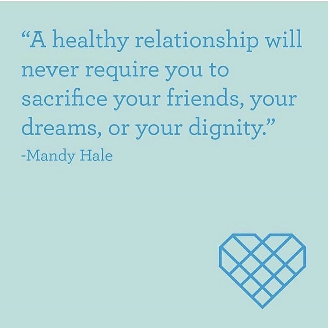 Of unhealthy qualities relationship an Qualities of